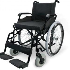 Wózek-Inwalidzki-Ręczny-KARMA-ECON-220-stalowy