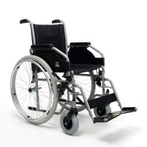 Wózek-Inwalidzki-Ręczny-VERMEIREN-708-DELIGHT-stalowy