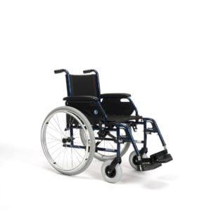 Wózek-Inwalidzki-Ręczny-VERMEIREN-JAZZS50-stalowy